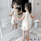 兒童連身裙漢服裙子童裝旗袍女孩公主裙洋氣夏季【淘夢屋】