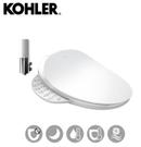 【麗室衛浴】美國 KOHLER 新一代設計電腦馬桶蓋 316不鏽鋼噴嘴 C3-520 K-31333TW-0