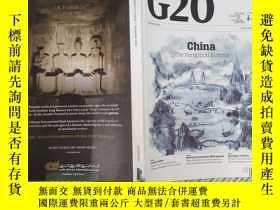 二手書博民逛書店G20罕見September 2016CHINA The HAN