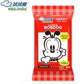【拭拭樂】BOBDOG隨身潔膚柔濕巾 (10抽x72包/箱) 【箱購】-箱購