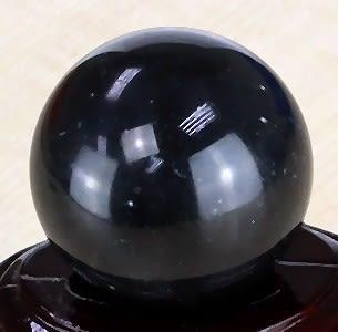 [協貿國際]天然巴西砭石圓球保健球手球單顆價(不含底座)