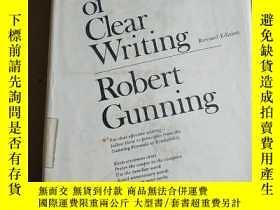 二手書博民逛書店the罕見technique of clear writing(清晰的寫作技巧)Y15270 外文原版 出