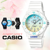 CASIO手錶專賣店 卡西歐 LRW-200H-2E2 兒童錶  運動 防水100米 膠質錶帶 可旋轉錶圈 日期顯示