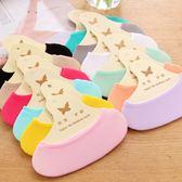 20雙船襪女隱形淺口薄款夏季襪子女短襪正韓硅膠防滑可愛透氣 聖誕禮物熱銷款