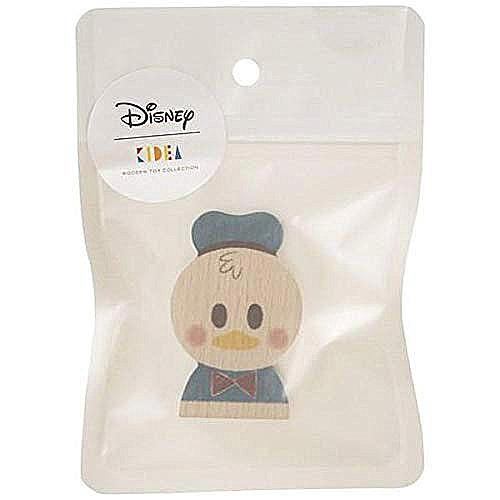 Disney KIDEA 迪士尼益智平衡積木 小木塊 唐老鴨_BD01982