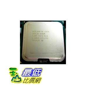 [103 玉山網 裸裝二手] Intel/英特爾 至強 L5420 四核版 cpu 相容775主機板