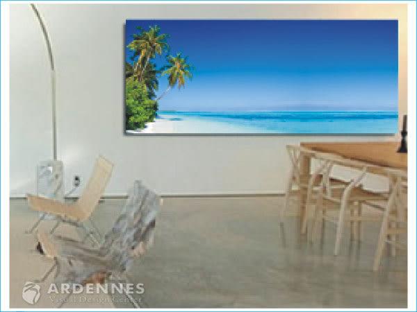 【ARDENNES】防水壁貼 壁紙 牆貼 / 霧面 亮面 / 沙灘海景系列 NO.B035