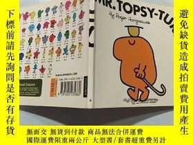 二手書博民逛書店罕見mr.topsy-turvy:托普西先生-翻車Y200392