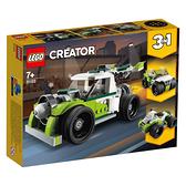 樂高 LEGO 31103 火箭卡車