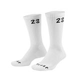 NIKE JORDAN中筒籃球襪(六入組)(長襪 休閒 籃球 訓練≡體院≡ DH4287-100