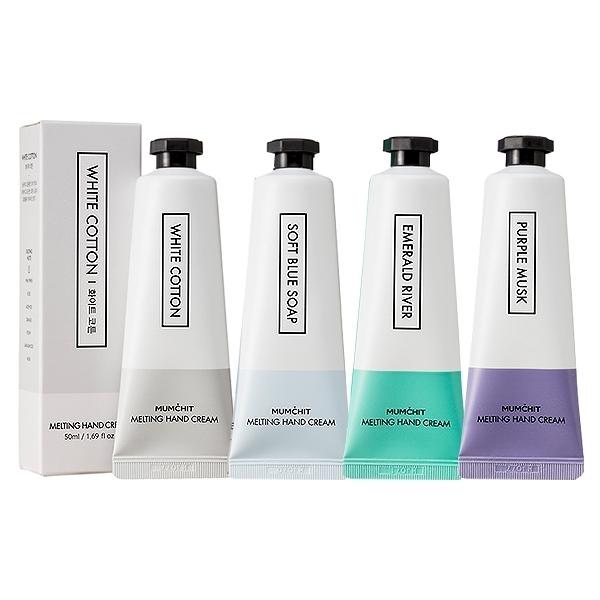 【任2件$198】韓國 MUMCHIT默契 香氛護手霜(50ml) 款式可選【小三美日】