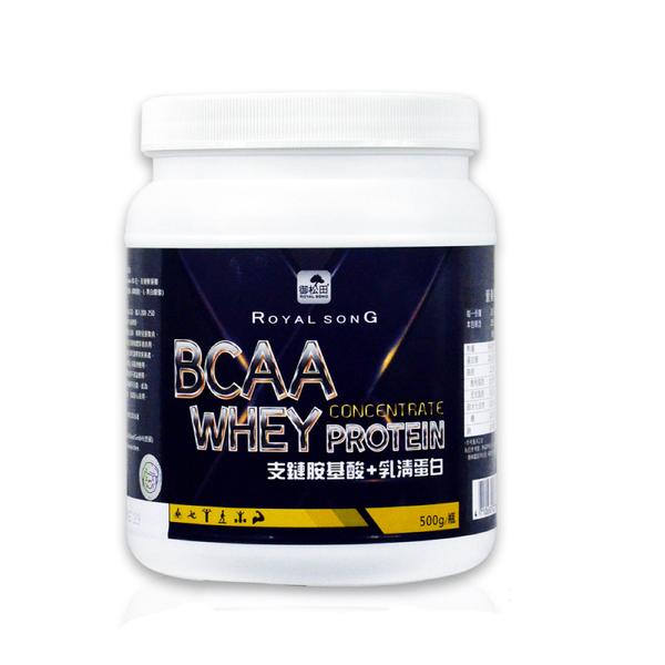 【御松田】BCAA支鏈胺基酸+乳清蛋白(500g/瓶)-2瓶 健身 運動 高蛋白好幫手