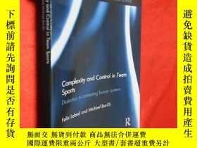 二手書博民逛書店Complexity罕見and Control in Team