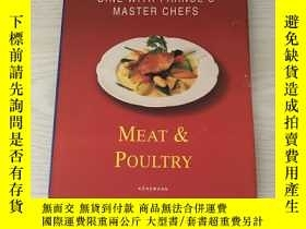 二手書博民逛書店dine罕見with frances master chefsY20850 meat & foultr