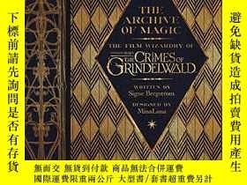 二手書博民逛書店The罕見Archive Of Magic: The Film Wizardry Of Fantastic Bea