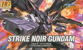 鋼彈模型 HG 1/144 SEED GAT-X105E STRIKE NOIR GUNDAM 漆黑攻擊鋼彈 TOYeGO 玩具e哥