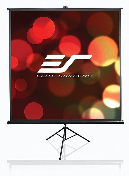 經典數位~億立 Elite Screens 投影機專用布幕 可攜型三腳支架幕 ( Tripod ) 系列T100UWH