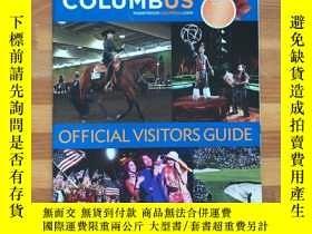 二手書博民逛書店美國俄亥俄州哥倫布市官方導覽手冊Experience罕見Columbus: Official Visitors G