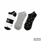 REEBOK 腳踝短襪 FOUND W 3P INVISIBLE SOCK 3雙入-H11322