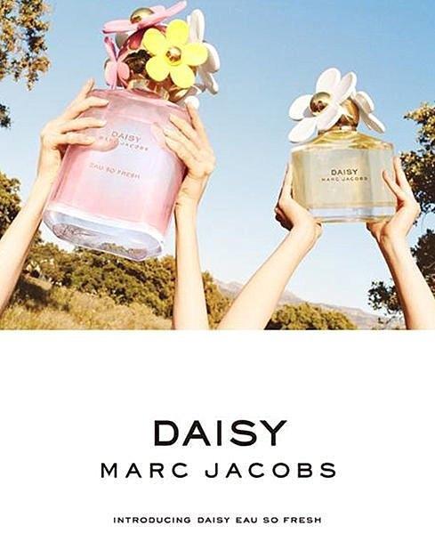 MARC JACOBS 清甜雛菊 女性淡 5ML香水分享瓶◐香水綁馬尾◐