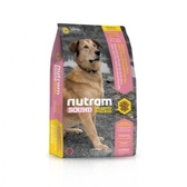 Nutram 紐頓 均衡健康系列 S6成犬雞肉南瓜 13.6kg X 1包