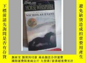 二手書博民逛書店The罕見Horse Whisperer (英文原版 馬語者 後