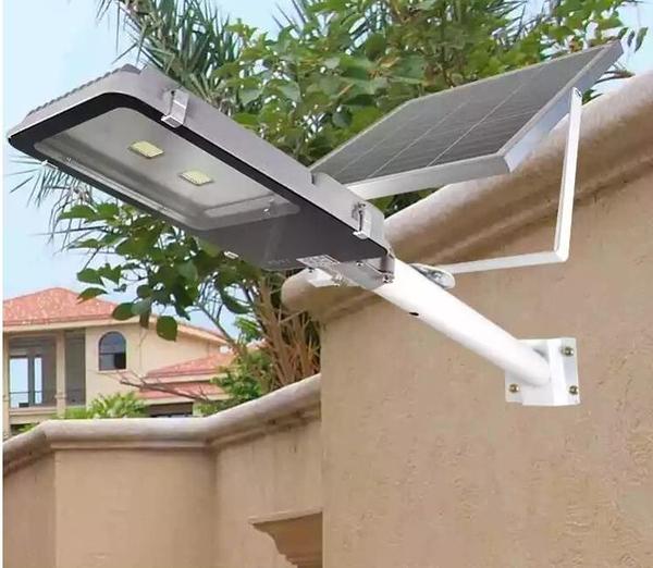 太陽能燈戶外led家用超亮路燈防水室外道路 ☸mousika