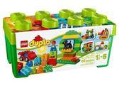 【LEGO樂高】DUPLO 得寶多合一樂趣箱 10572