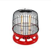 220V 鳥籠取暖器節能電暖氣電暖爐家用電暖器辦公室小太陽烤火爐 NMS 黛尼時尚精品