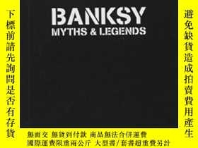 二手書博民逛書店Banksy罕見Myths & LegendsY256260 Marc Leverton Carpet Bom