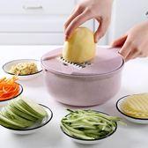 切菜機 切菜神器土豆絲切絲器神器家用刨絲器多功能切菜器切片 台北日光