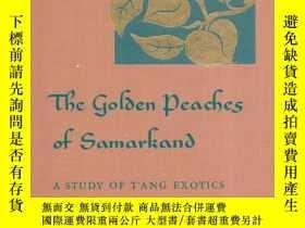 二手書博民逛書店【罕見】The Golden Peaches of Samark