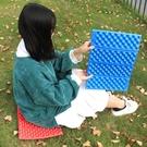 野餐墊 買一送一便攜式坐墊戶外可折疊野餐防潮墊單人隨身便攜泡沫公園地墊防墊子【全館免運】