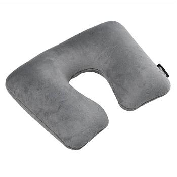 迪卡儂旅行U型出行護頸枕飛機旅行充氣柔軟舒適輕便枕頸ODA魔方數碼