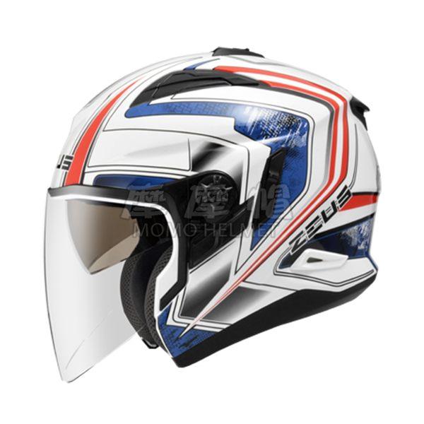 ZEUS ZS-613B 半罩式 安全帽 AJ6系列 (多種顏色) (多種尺寸)