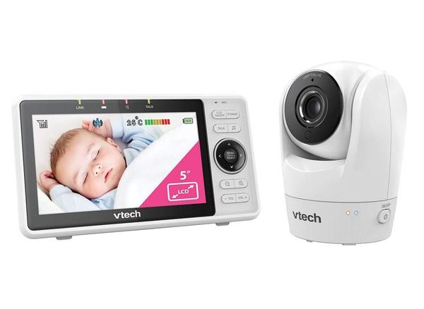 [9美國直購] 嬰兒監視器 VTech RM5762 Wi-Fi 1080p HD Pan & Tilt Video Baby Monitor with Remote Access