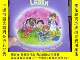二手書博民逛書店Loving罕見to Learn: The Commitment