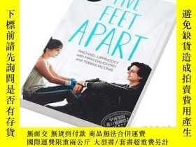 二手書博民逛書店五尺天涯罕見英文原版 Five Feet Apart 青少年暢銷