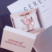 手錶女韓版簡約潮流ulzzang學生生日禮物送女生手鍊式小清新大氣 七夕情人節