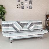 歐式沙發床可折疊客廳雙人沙發小戶型簡易多功能布藝沙發床懶人沙發床xw 中元節禮物