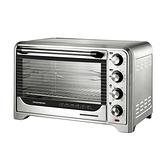 THOMSON 三溫控不鏽鋼旋風烤箱32L TM-SAT09