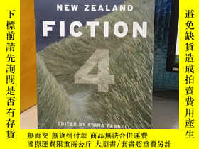 二手書博民逛書店The罕見Best New Zealand Fiction【最佳