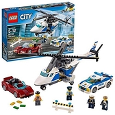 LEGO 樂高 City Police High-Speed Chase 60138 (294 Pieces)