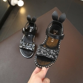 新款韓版女童公主涼鞋