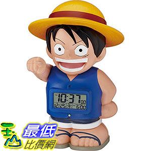 [106東京直購] Rhythm Clock 8RDA50RH04 時鐘 鬧鐘 ONE PIECE 海賊王 魯夫 Alarm clock