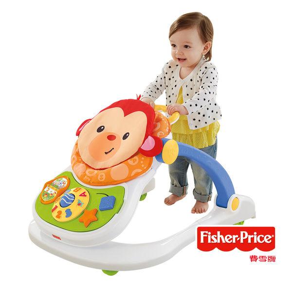 費雪Fisher-Price 四合一小猴子歡樂園 美泰兒正貨 麗翔親子館