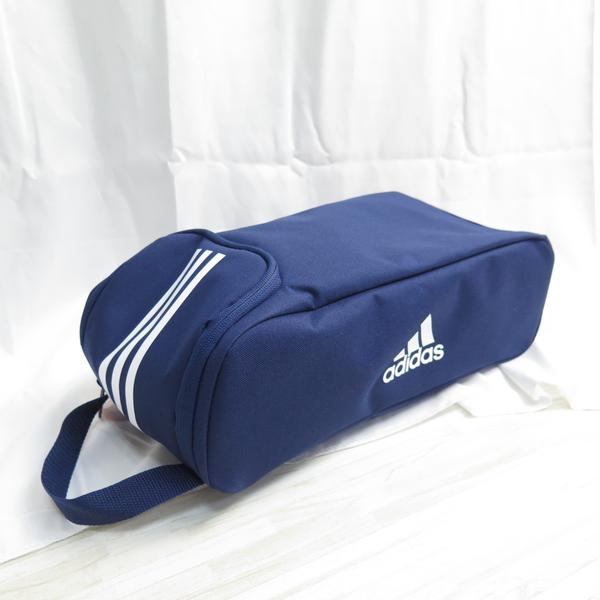 ADIDAS TIRO SB 愛迪達 手提包 鞋袋 小包 GH7245 深藍【iSport愛運動】