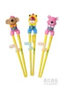 兒童筷子訓練筷寶寶訓練學習練習筷子輔食碗筷套裝兒童餐具 原本良品