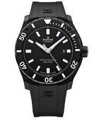 EDOX Professional Class offshor 機械腕錶-黑 E80088.37N.NIN