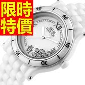 陶瓷錶-必備清新經典女腕錶56v26[時尚巴黎]
